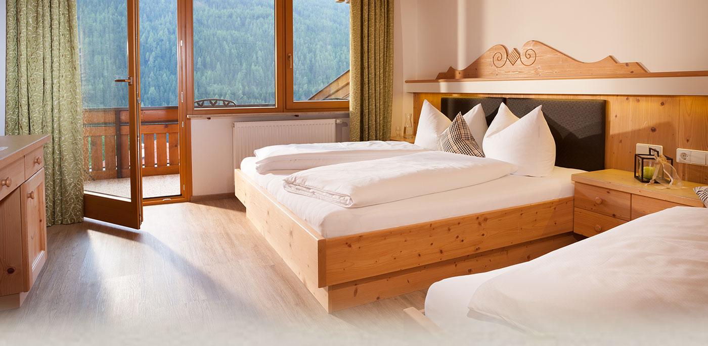 BLUSNERHOF online buchen in Virgen - Osttirol