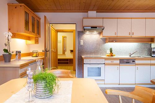 Wohnraum Apartment Smaragd